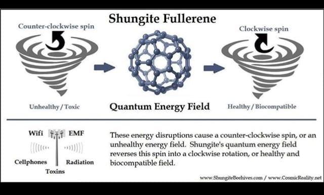 Shungite-Fullerene