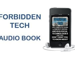 Forbidden Tech Audiobook