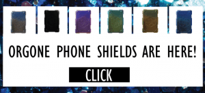 Phone shields are here Shungite Orgonite phone shields for protection from radiation (video)