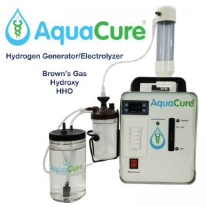 AC50 with canisters Live Call with George Wiseman – Why we think Hydroxy is the future of the health/wellness sector