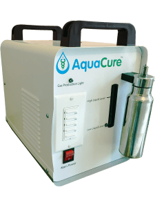AquaCure EAH160 Hydrogen Therapy Medicine 1 New! George Wiseman Chemistry of Brown's Gas (full video) Vital health and energy efficiency revelation!