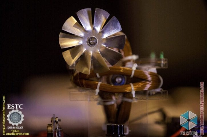 * EXCLUSIVE DISCLOSURE AVAILABLE NOW * Bedini's Glass Case Motor by Peter Lindemann
