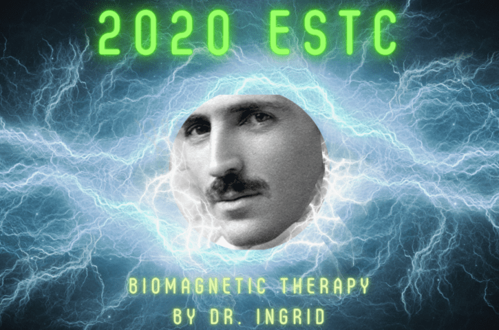 * NEW * Dr. Ingrid's 2020 ESTC Biomagnetic Pair Therapy presentation