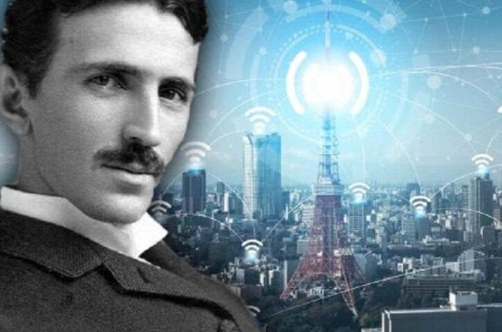 Nikola Tesla's wireless ambitions (Emrod); Elon Musk on Covid-19 vaccine