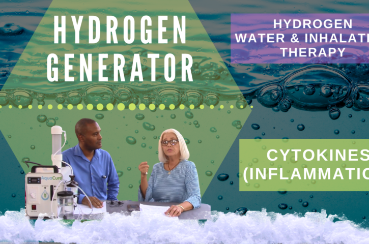 Brown's Gas/Hydrogen, Cytokine Storms & Inflammation with Valerie Robitaille, PhD (video)