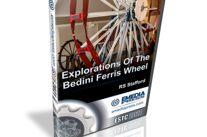 * AVAILABLE NOW * EXCLUSIVE Full Disclosure Bedini Ferris Wheel